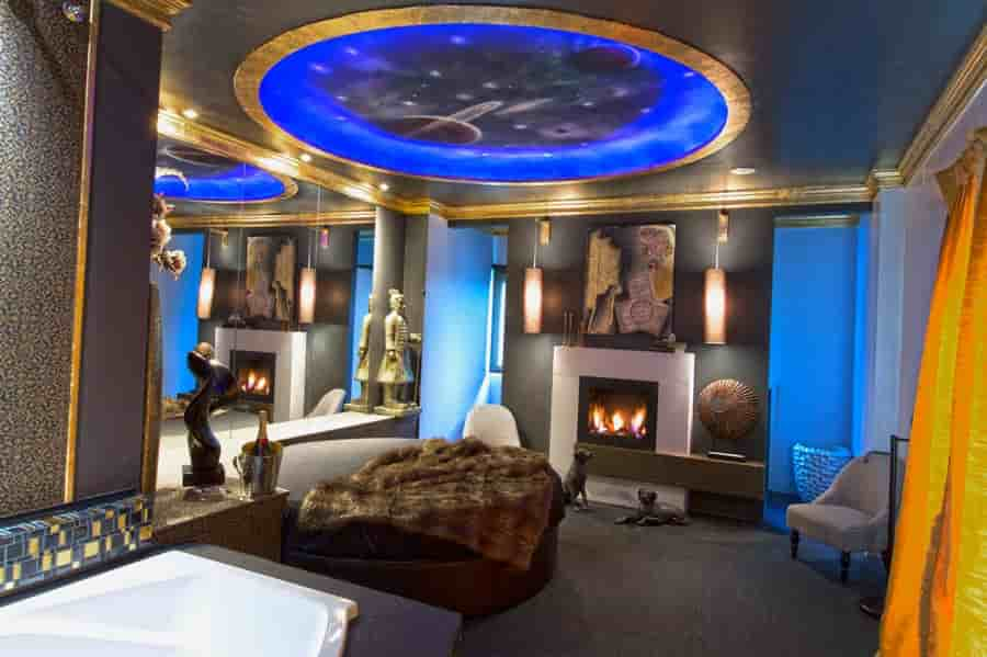 Suite Escort VIP Masaje Erotico Marabu Madrid