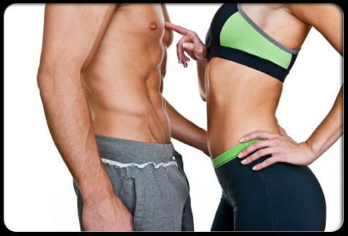 El sexo y las calorías 5+