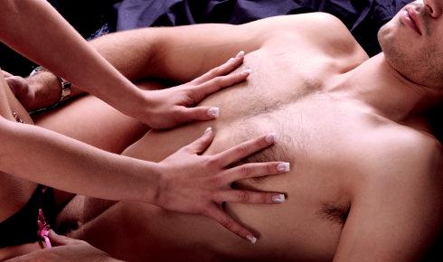 Masaje erótico para hombres en Madrid para adultos