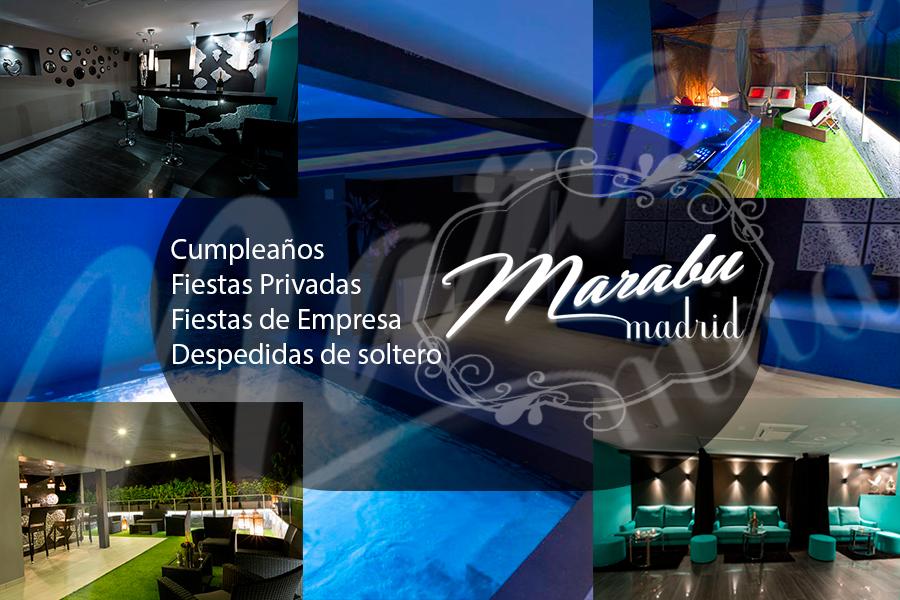 Instalaciones Marabu Madrid, Organiza Fiesta Privada en MADRID