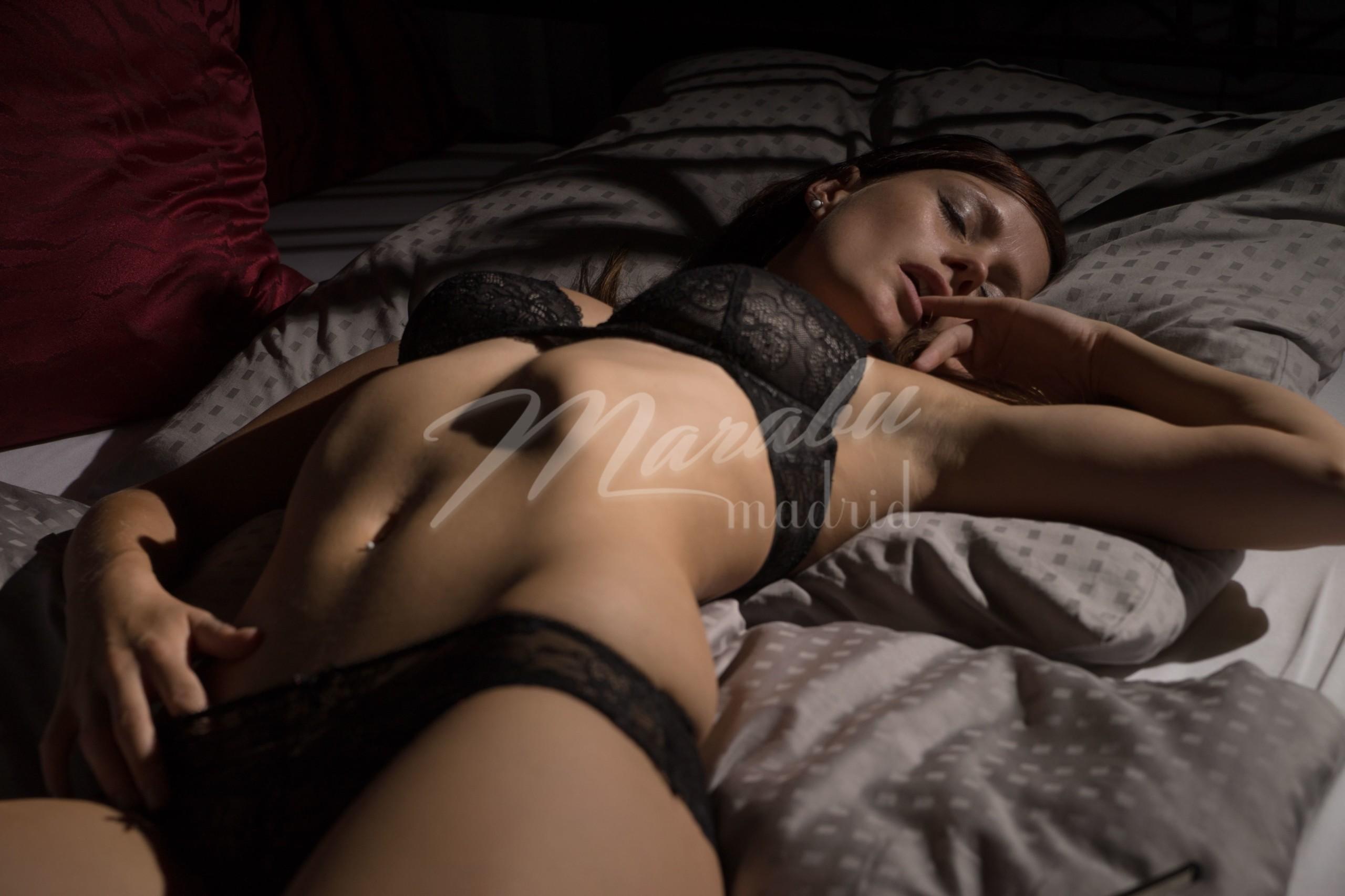 Masajes eróticos ayudan a dormir mejor